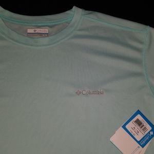 Columbia Clear Creek Short Sleeved Shirt (XL)
